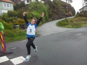 Mosjonsløp Aron Engevik