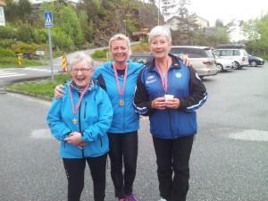Mosjonsløp damer